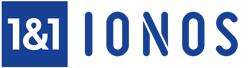 1and1 IONOS Logo