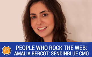 Amalia Bercot from SendInBlue Email
