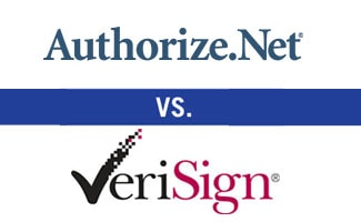 Authorize vs Verisign