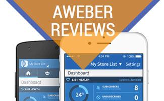 2 phones with AWeber: AWeber Review