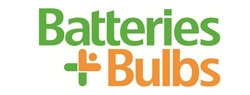 Batteries and Bulbs logo