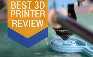 3D Printer printing object: Best 3D Printer