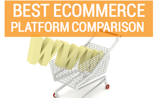 Best Ecommerce Platform Comparison Table