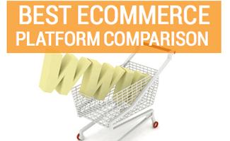 Best Ecommerce Platform Comparison Table