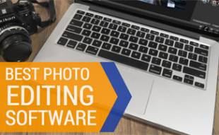 Macbook and camera: Best Photo Editing Software