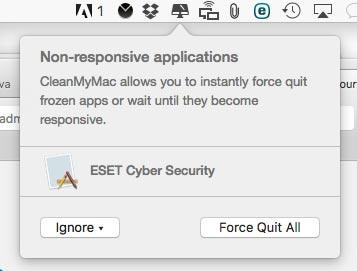 CleanMyMac Screenshot