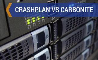 Server: CrashPlan vs Carbonite