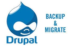 Drupal Backup and Migrate