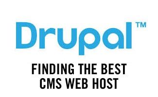 Drupal CMS web host