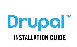 Drupal installation guide