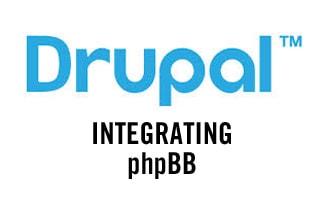 Drupal integrating phpBB