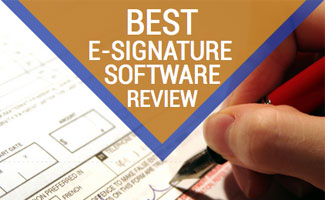 Hellosign vs docusign vs echosign vs rightsignature vs signnow for Best document signing software