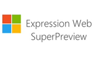 Microsoft Expression Web SuperPreview logo