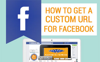 How to get a Custom URL for Facebook