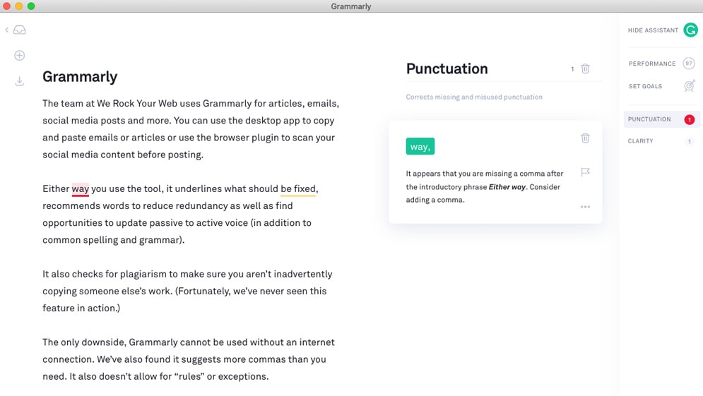 Ginger Vs Grammarly Things To Know Before You Buy