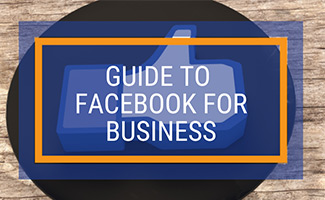 Facebook thumbs up (caption: Guide To Using Facebook For Your Business)