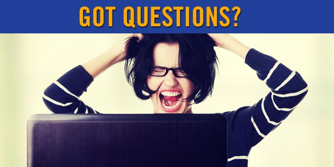 Got Questions? Get help and find answers to your tech issues in our forums