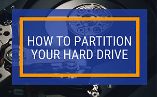 Hard drive (caption: How To Partition Your Hard Drive)