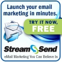 StreamSend Email Marketing
