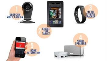 Tech Gift Guide: For Holiday 2013 and Beyond