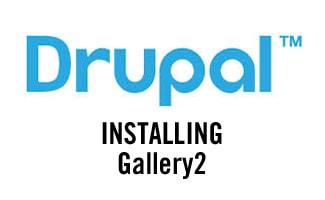 Installing gallery2 In Drupal
