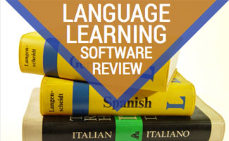 Language learning software Review