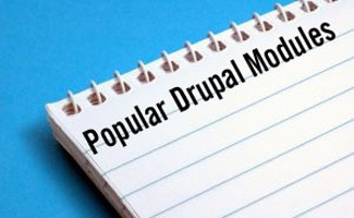 List of Top Drupal Modules