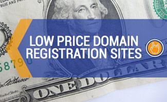 Low Price Domain Name Registration