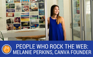 Canva CEO/Founder Melanie Perkins