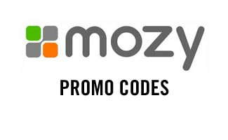 Mozy promotional code