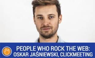 Oskar Jaśniewski, ClickMeeting