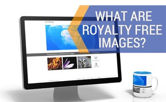 Royalty free images on a computer screen: What Are Royalty Free Images?
