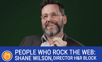 Shane Wilson Director, Experience Design H&R Block