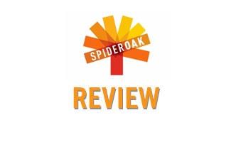 Spideroak review