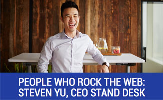 Interview with Stand Desk CEO, Steven Yu