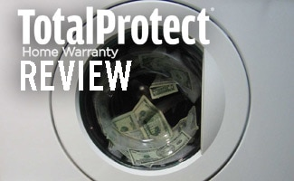 Dryer Loaded with Money: Total Protect Home Warranty Reviews