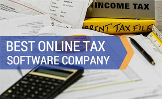 Tax papers, books and calculator: Best Online Tax Software Company