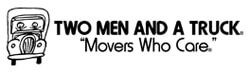 2 Men and a Truck logo