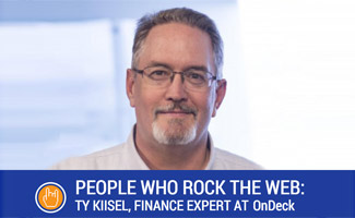 Ty Kiisel, Finance Expert at OnDeck