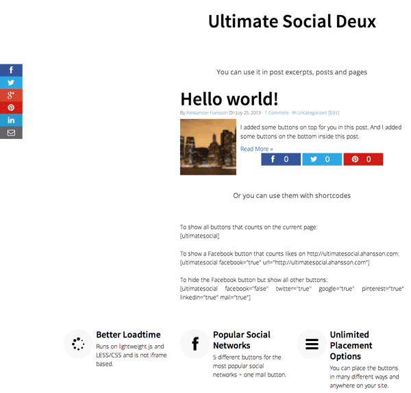Ultimate Social Deux screenshot