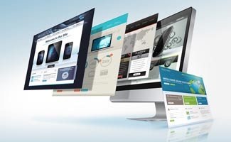 Website design templates