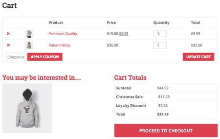 WooCommerce Dynamic Pricing & Discounts Screenshot