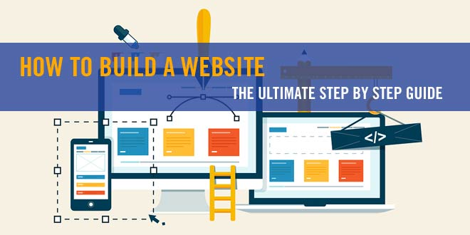 Website builder: How to Build a Website