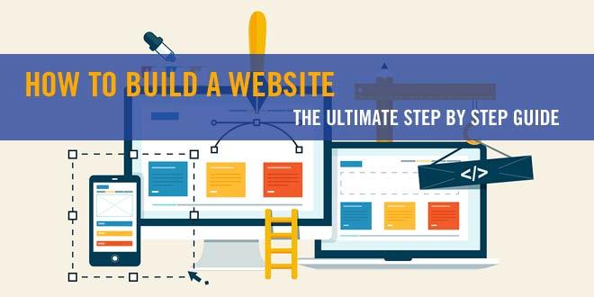 Website builder: How to Build a Website