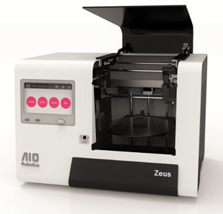 AIO Robotics' Zeus